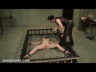Video Xxx De Paris Hilton Redhead Chained To Rack, Waxed, Flogged And Anally Penetrated With Steel,