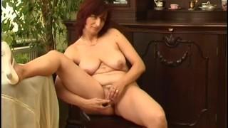Of scene  horny secrets mature stripping redhead