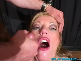 You Porn App Fucking, Holly Kiss sucks dick and takes facials in a bukkake party Bukkake Cumshot Por