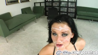 milf prostate massage and blowjob