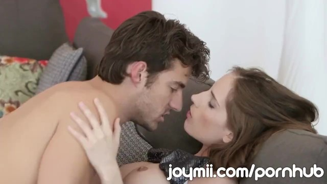 Joymii Tina Blade Squirts Fucking Hot Guy Passionately On Couch