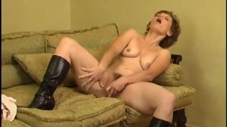 Secrets of Horny Mature 2 - Scene 3