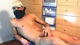 This real arab guy get waked his very huge cock by a guy, in spite of him !