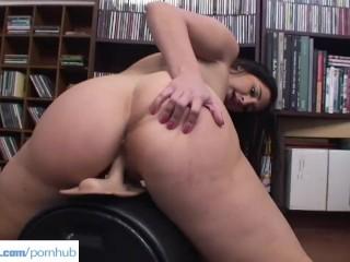 Valerie Kay Rides Sybian