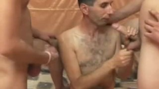 Cock Sucking Threeway For These Men