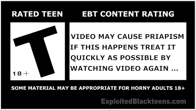 Kijk 19 jaar oude Getatoeëerde Zwarte Tiener met Echte 34D Borsten op de beste hardcore porno site.
