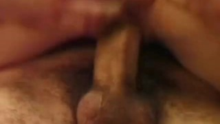 Scene la baise l ile de  3way blowjob