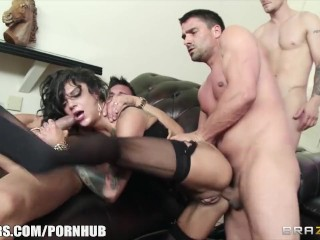 Taboo Teen Porn Videos Veronica & Bonnie - The Secret of the Six Man Gangbang - Brazzers