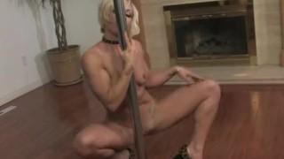 blonde milf fingered in public video