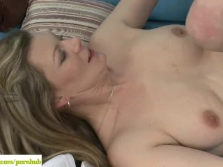 Sex Mob Clip Hairy Cougar Kelli Fucked Hard