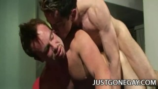 Jack London And Ryan Starr - Handsome Dilf Topping His Young Lover