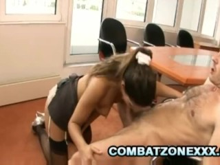Defrancesca Gallardo - Office Babe Fucked In The Meeting Room