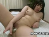 Kanae Sakata: One Cock Hungry Japanese Teenager