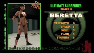 Beretta, The Little Pistol vs new-cummer Sheena, The Rough Ryder