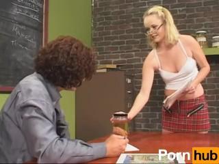 Teacher's pet #8, scene 2