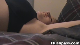 Elizabeth amateur loves cock black real hushpass.com big