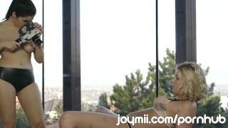 Joymii Valentina Nappi Films And Fucks Lucy Heart