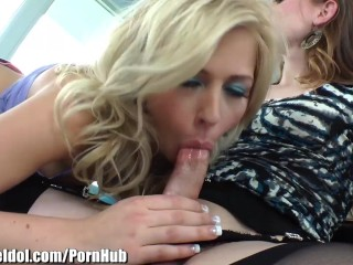 Zoey Monroe Ass Fucked by a Shemale