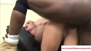 Tristyn Kennedy interacial foursome fun