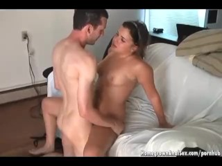 Whitney Westgate Fucking Fucked Up The Ass For The Very First Time, Amateur Anal Teen