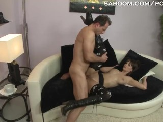 Older Man Fucks Stepdaughter
