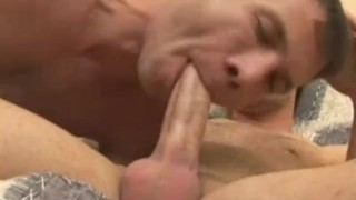 Sinful Cock Sucking Session For These Men