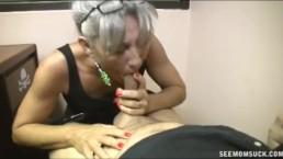 Fuse interracial cock sucking
