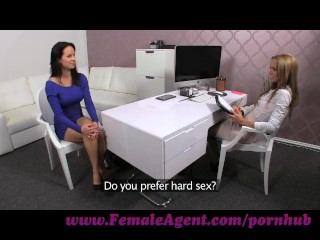 FemaleAgent. get nice and wet for me.