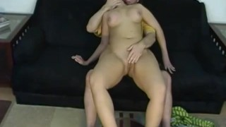 Hot grilfriend gets very special care Big play
