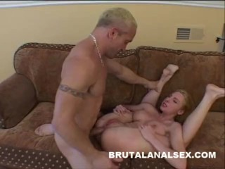 Kendra James Clips4sale Fucking, Frenchie has her tight ass spanked and fucked hard