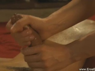 Asian rose squirting
