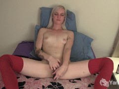 Cute Amateur Ari Plays for the First Time