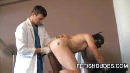 Derrick Paul: A Gay Medical Fetish Practice