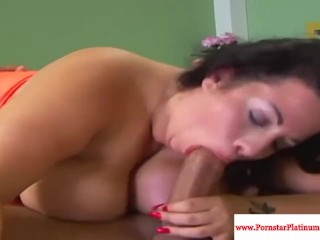 Devyn Devine hungry for hard cock
