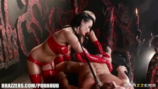 Brazzers - Best Hell ever, latex love  hidden brazzers 7743 big tits ass raven girlongirl leash femdom blowjob mff big dick massage kinky babes latex deepthroat oil ukrainian choke fake tits brazzers.com