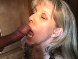 54 yo carol cox seduces a nervous young 19 yo guy 10