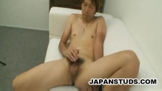 Syunsuke jerkoff gay suzuki solo oriental small nippon