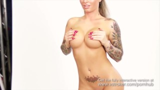 Christy Mack Fucks the Camera Man