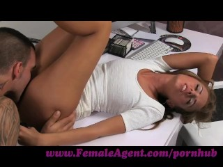 Reality Kings Tube FemaleAgent. Sexy stud dissapoints beautiful agent