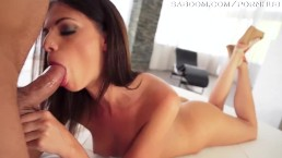 Beautiful Milf Gets Reamed and Creamed