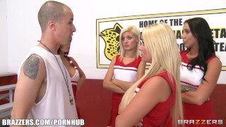 Quirts brazzers cheerleader dick tits