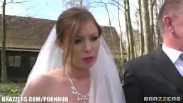 pre-wedding fucking - Brazzers