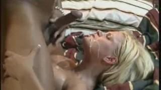 Cock Ridin' Blondie Jizzed