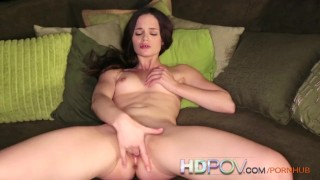 Student loves pov cock petite your hd fucking of young