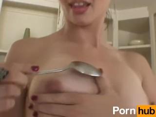 Throat yogurt #1, scene 1