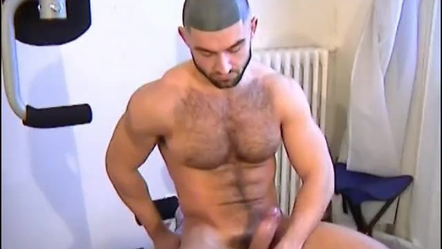 Enormous gay cock videos - Full video: françois sagat get wanked his enormous dick by us