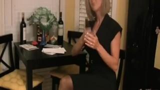 Fantasy cougar brandi voyeur blonde