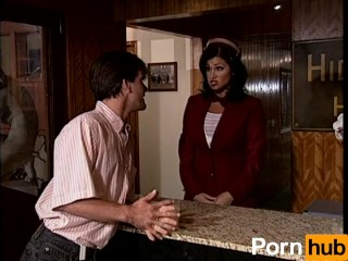 Topless room service, scene 3