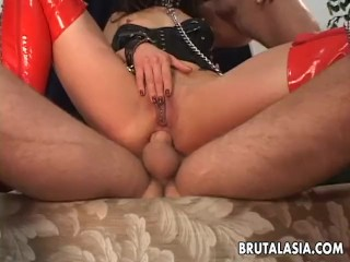 Shaved cameltoe pussy