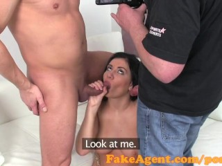 Piano Teacher Tanya Tate Fakeagent Sexy Brunette Gets Her Wet Pussy Pounded In Casting, Amateur Reality